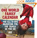 One World Family Calendar 2013