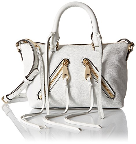 Rebecca Minkoff Micro Moto Satchel Cross-Body
