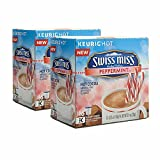 Swiss Miss Peppermint Chocolate Hot Cocoa, Keurig K-Cups, 32 Count (Color: None)