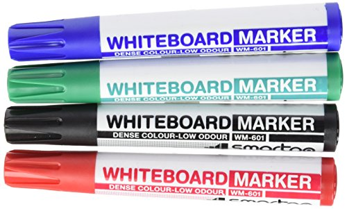 smartgo-asi500wm601-bolsa-de-4-rotuladores-de-pizarra-blanca-punta-redonda-2-mm-color-negro-azul-roj