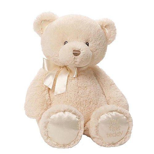Gund-Baby-My-1st-Teddy-Plush-Cream-18