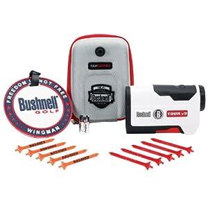 Bushnell Tour V3 Patriot Pack Laser Rangefinder