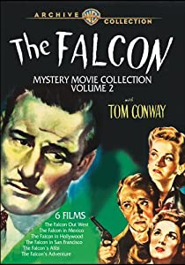 The Falcon Mystery Movie Collection, Volume 2