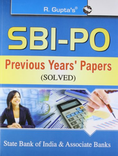 SBI: PO Previous Papers (Solved) Image