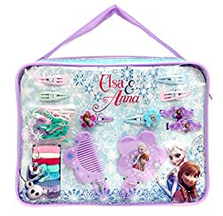 Frozen Bag with Assorted Accessories