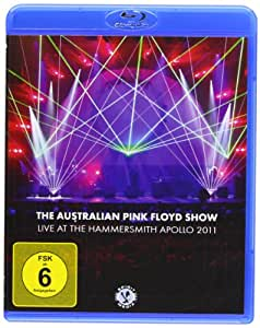 The Australian Pink Floyd Show - Live at Hammersmith Apollo 2011 [Blu-ray]