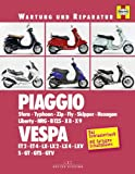 Matthew Coombs Piaggio / Vespa: Sfera. Typhoon, Zip, Fly, Skipper, Hexagon, Liberty, NRG, B125, X8, X9 /ET2, ET4, LX, GT