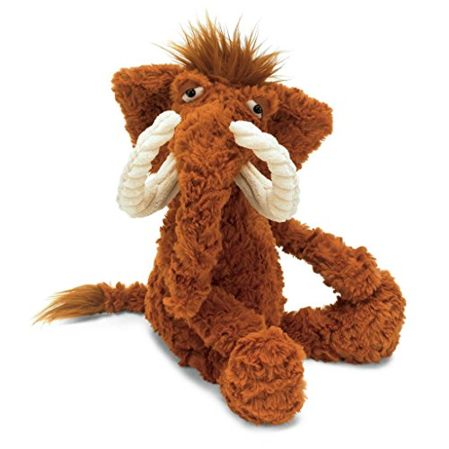 Jellycat Furryosity Wooly Mammoth front-271488