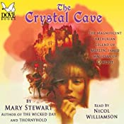 The Crystal Cave: The Arthurian Saga, Book 1 | [Mary Stewart]