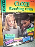 img - for Cloze Reading Drills Grade 6 book / textbook / text book
