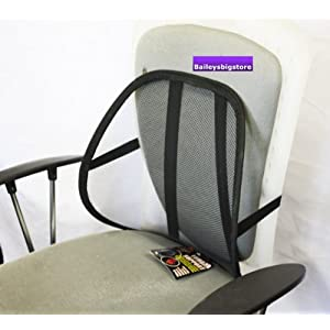 Office Chair Back Support is this worth using mesh lumbar back support for office chair car : desk chair back