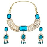 Disney Store Princess Jasmine Jewelry Costume Accessory Set: Necklace / Earrings thumbnail