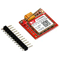Gikfun SIM800L GPRS GSM Module Micro SIM Card Core Board Quad-band TTL Port For Arduino EK1683