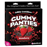Gummy Crotchless Panties
