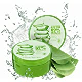 Nature Republic Soothing and Moisture Aloe Vera 92% Soothing Gel (Pack of 3)