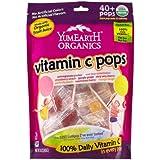 Yummy Earth Organic Vitamin C Lollipops