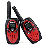 Best Christmas Gift!!!Retevis RT628 Kids Walkie Talkies VOX UHF 462.550- 467.7125MHz Portable 22 Channel FRS/GMRS 2-Way Radio Toy Radio Transceiver 2 Pack!!!