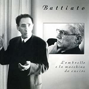 Franco Battiato - L'Ombrello E La Macchina - Amazon.com Music