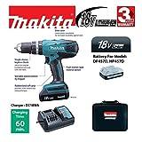 Makita 18v Cordless Combi Drill Sets (1 x Battery)