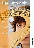 img - for New AQA GCSE Mathematics Unit 3 Foundation (New Gcse) book / textbook / text book