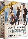 Les Experts : Miami - L'Intégrale saison 1 - Coffret 6 DVD