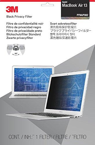 "Blackout Frameless Privacy Filter for 13"" Widescreen MacBook Air, 16:10 PFNAP002"