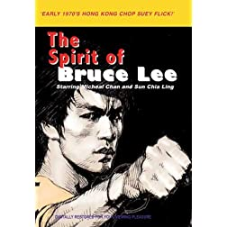 The Spirit of Bruce Lee