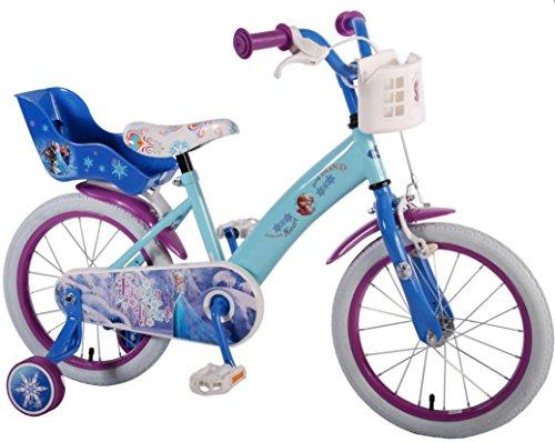 16-Zoll-Kinderfahrrad-Eisknigin-Fahrrad-Dreirad-Disney-Frozen-Anna-Elsa-51661