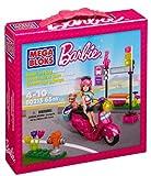 Mega Bloks 80213 Barbie Scooter