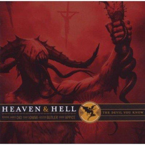 Audio CD : Devil You Know [+Peso($29.00 c/100gr)] (US.ME.9.25-3.99-B0021TVYV2.2254506)