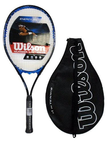 Wilson Energy XL Tennis Racket RRP £35 L3