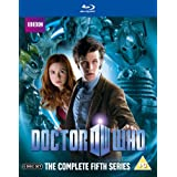 Doctor Who - The Complete Series 5 [Blu-ray] [Region Free]by Matt Smith