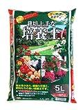 プラント 花と野菜におすすめ! 栽培上手な培養土 5L