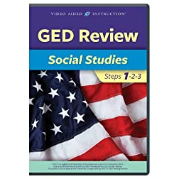 GED Review - Social Studies Steps 1-2-3