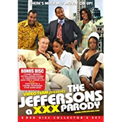 The Jeffersons: a XXX Parody: Jada Fire, Delotta Brown, Marie Luv, Kapri Styles, Jessica Bangkok, Anton Slayer