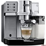 De'Longhi EC850.M Pump Espresso with Simple Touch Milk Carafe