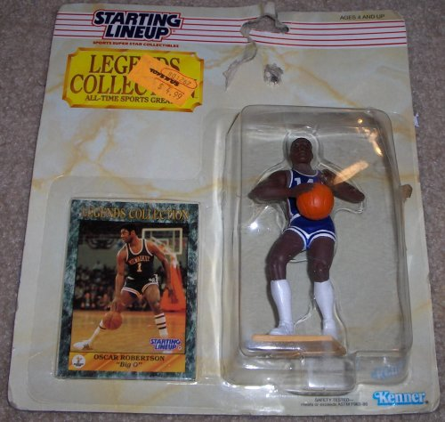 Oscar Robertson 1989 NBA Legends Collection Starting Lineup