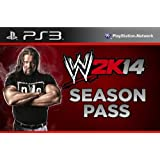 WWE 2K14: Season Pass - PS3 [Digital Code]
