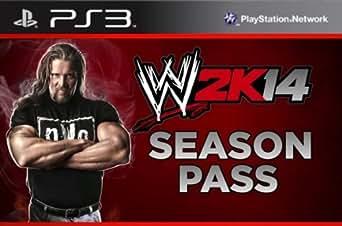 WWE 2K14: Season Pass - PS3 [Digital Code]