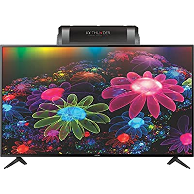 Onida 101.6cm (40 inches) Thunder Series LEO40FKV Full HD LED TV (Black)