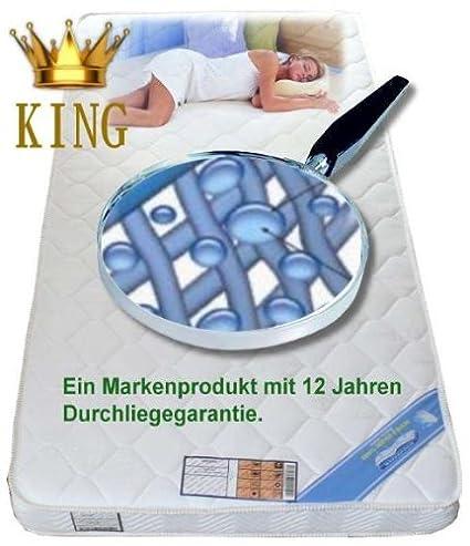 Gel Foam Mattress 80 x 210 Gelmatratze Bayscent King