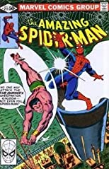 The Amazing Spider-Man #211 (The Spider And The Sea-Scourge!)