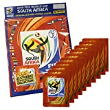 Fifa World Cup 2010 Album and Sticker 10pk