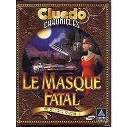 Cluedo Chronicles: Le Masque Fatal