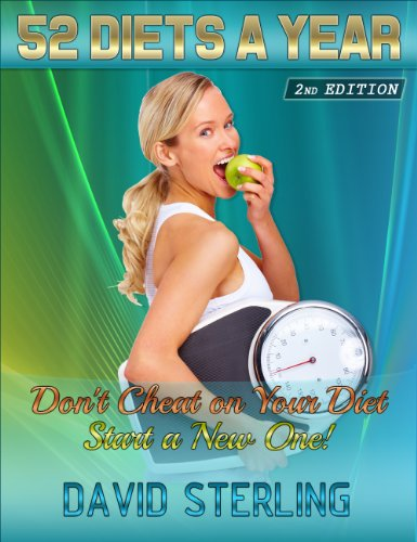 52 Diets A Year - 2Nd Edition
