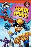 Team Spirit! (Passport to Reading Media Tie-Ins - Level 2)