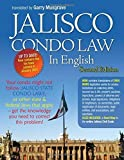 img - for Jalisco Condo Law in English - Second Edition by Musgrave, Garry Neil (2015) Paperback book / textbook / text book
