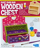 4M Paint Your Own Wooden Chest