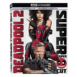 Deadpool 2 [4K Ultra HD + Blu-ray]