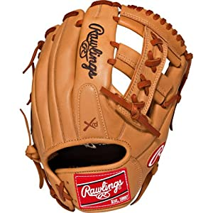 Rawlings GDC1125 Gold Glove Gamer Dual Core 11.25 inch Baseball Glove Right Handed Throw